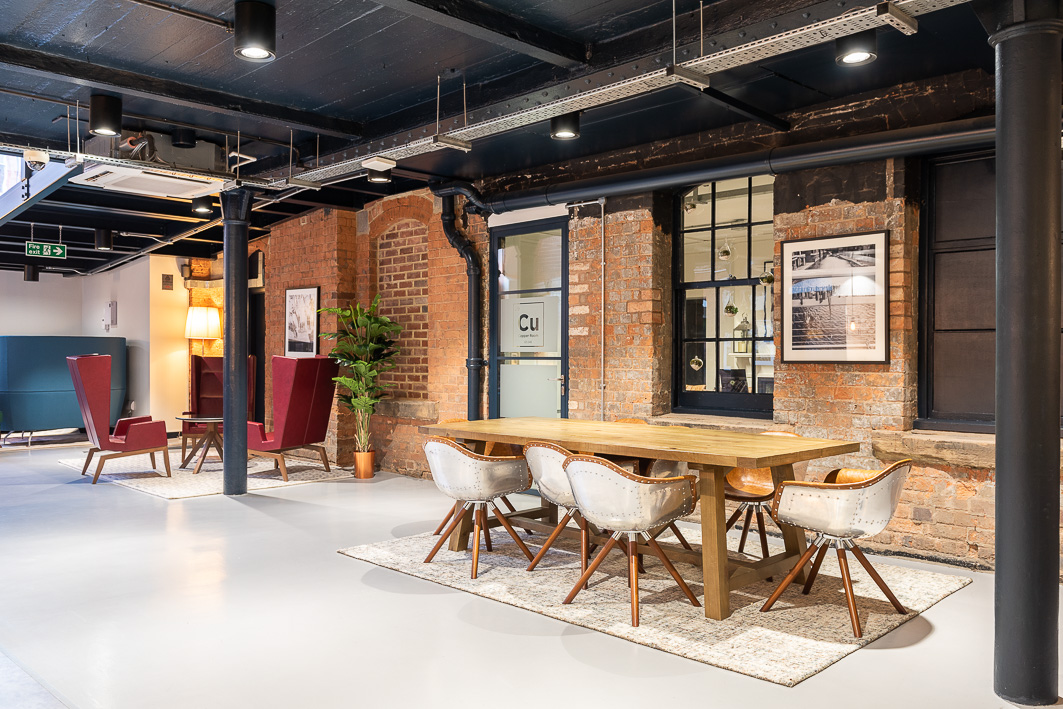 Big offices to let in Birmingham